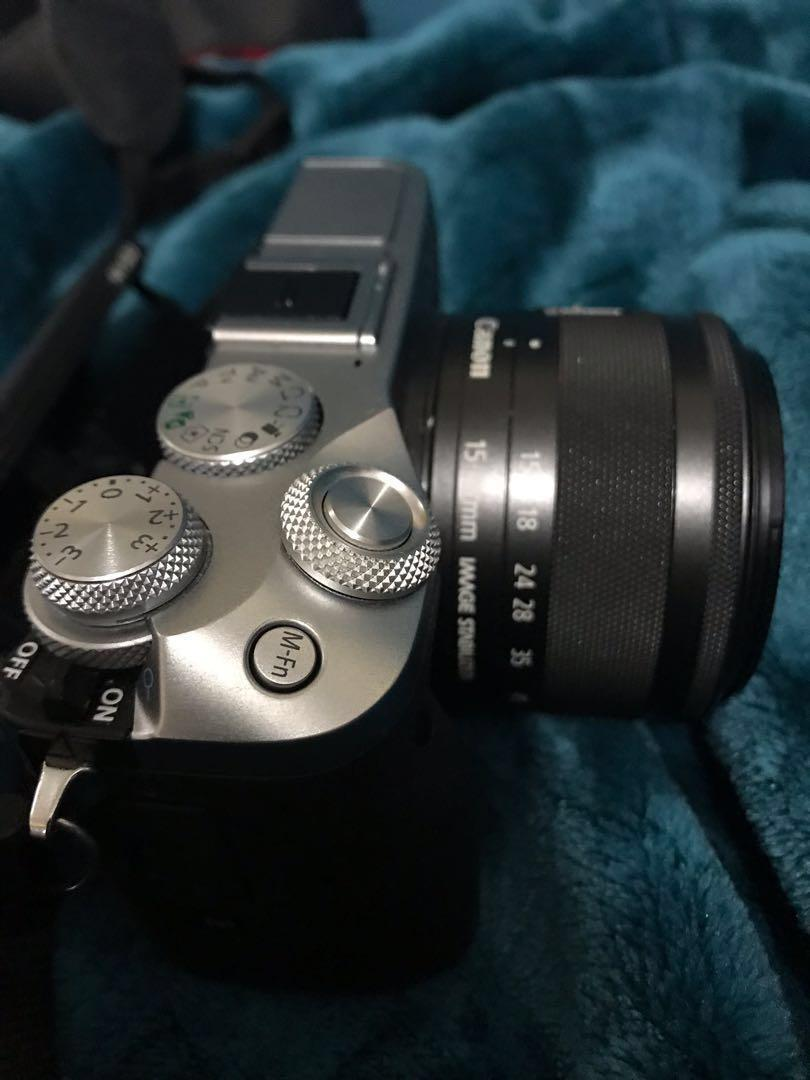 Canon M6 相機