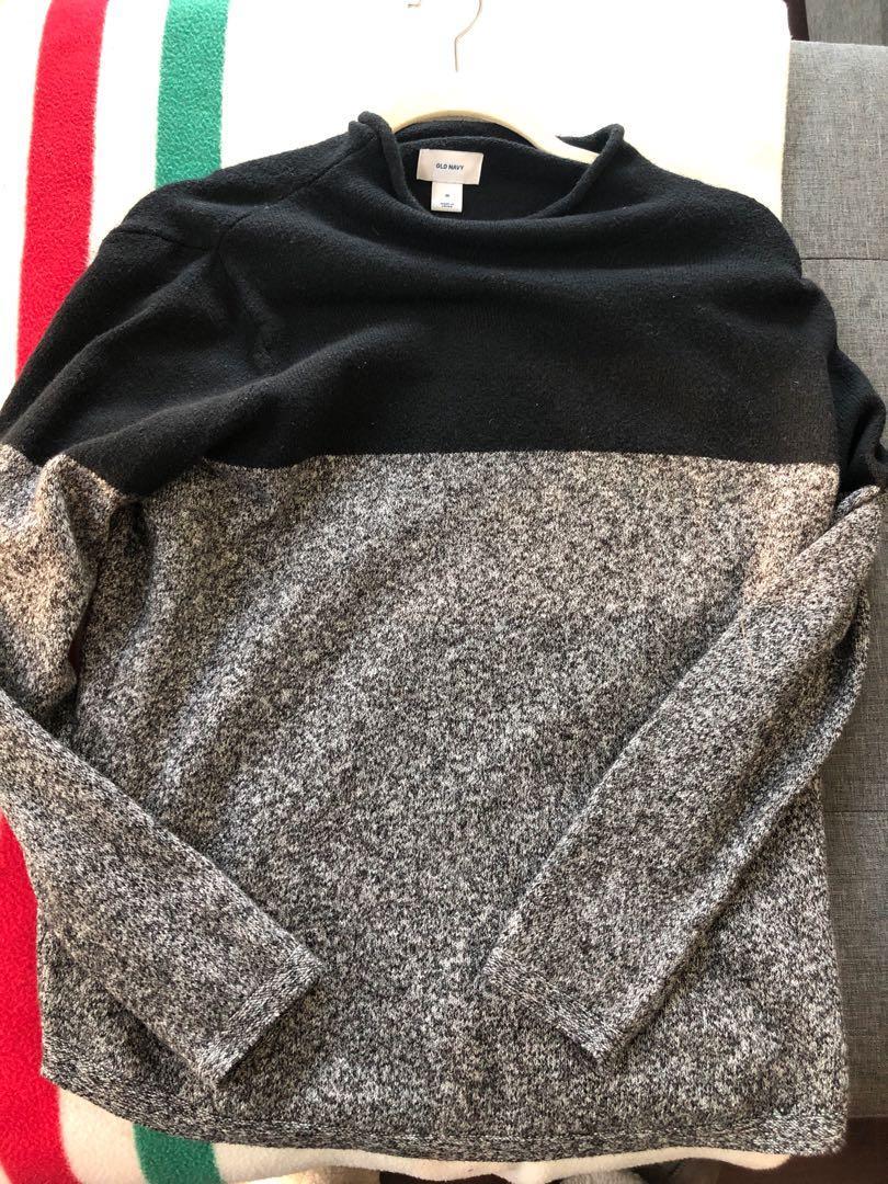 Colour Block Knit