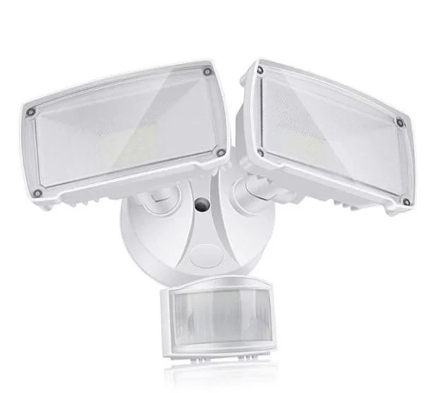 E1319 Led Motion Sensor Flood Light