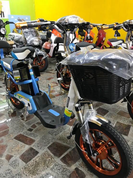 E-bike電動車🛵電動自行車 F4 electric bike