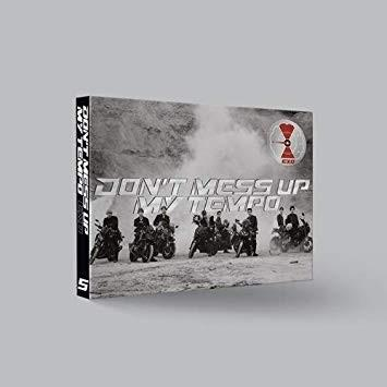 EXO - DON'T MESSED UP MY TEMPO + POSTER (ANDANTE VER.)