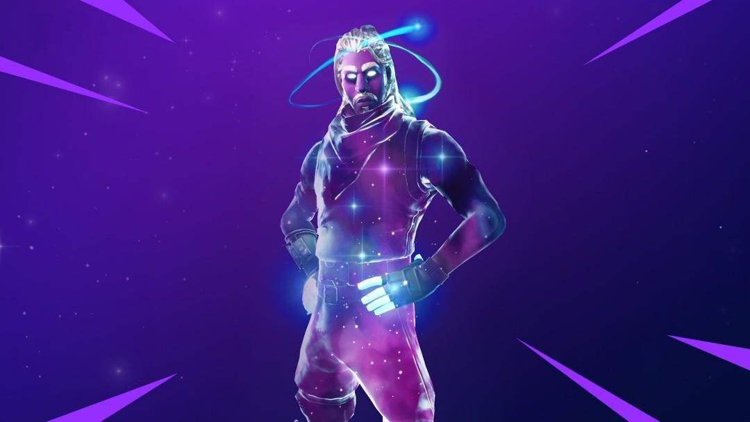 Fortnite galaxy skin account
