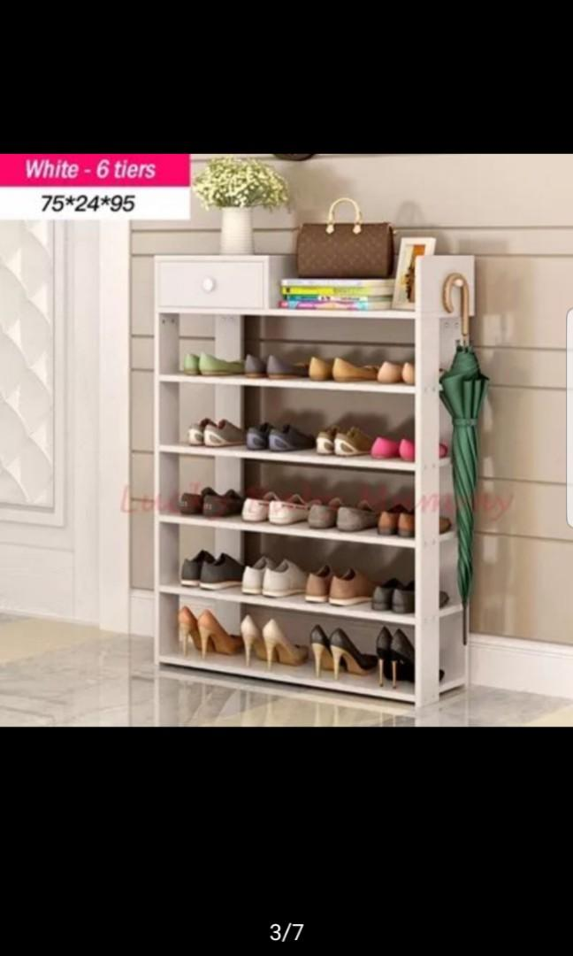 🔥Free Delivery🔥Compact Shoe Rack