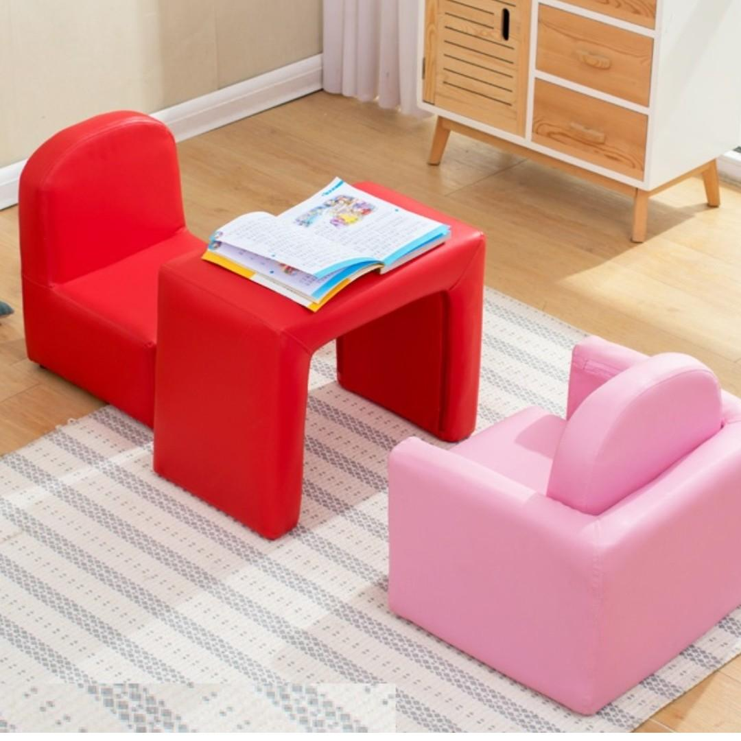 Kid Sofa Children Tables Chairs Baby