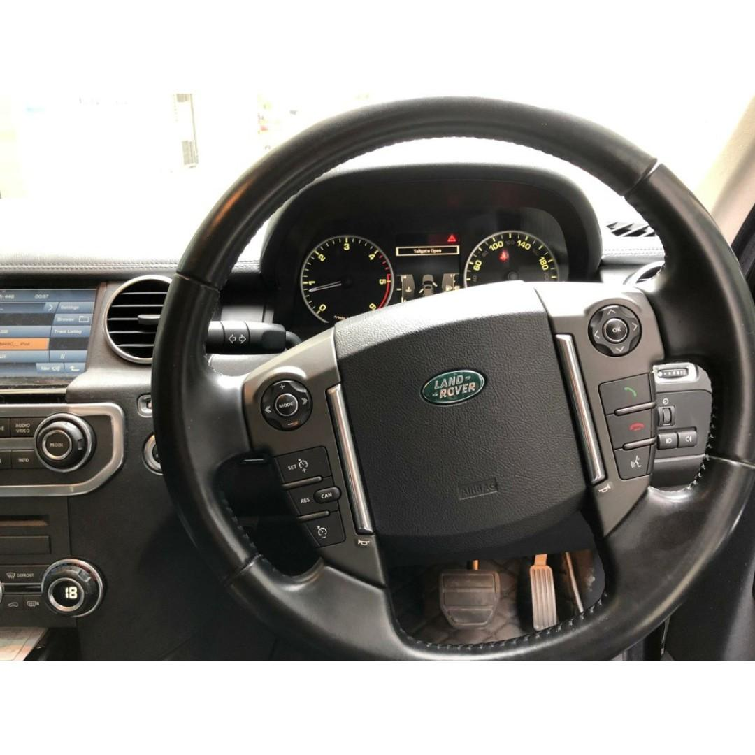 LAND ROVER DISCOVERY 4 3.0 DIESEL 2010