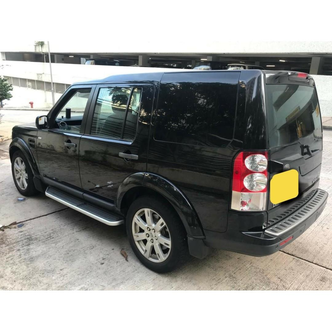 LAND ROVER DISCOVERY 4 3.0 DIESEL 2011