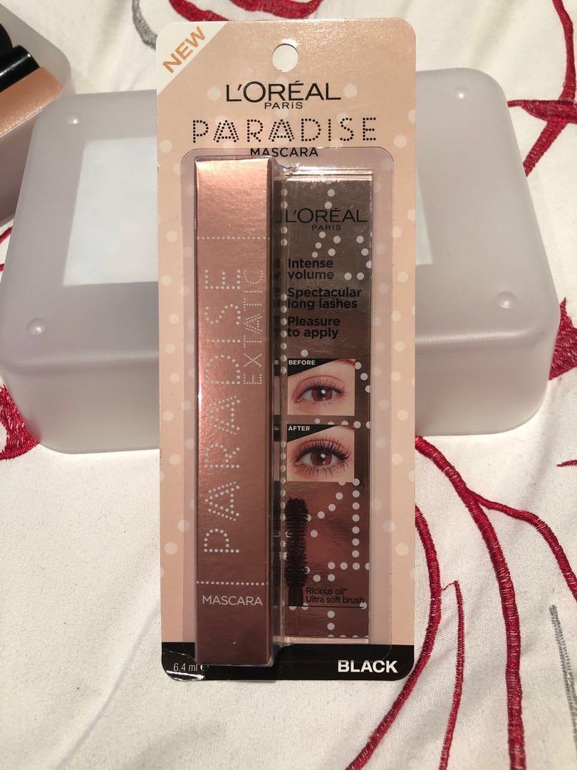 L'Oréal Mascara Lash Paradise BRAND NEW! RRP 17.95!