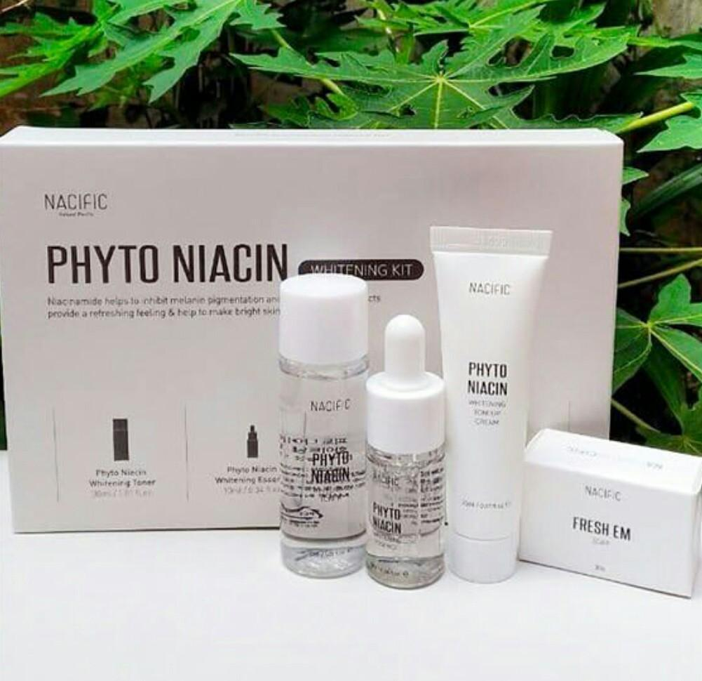NACIFIC PHYTO NIACIN WHITENING