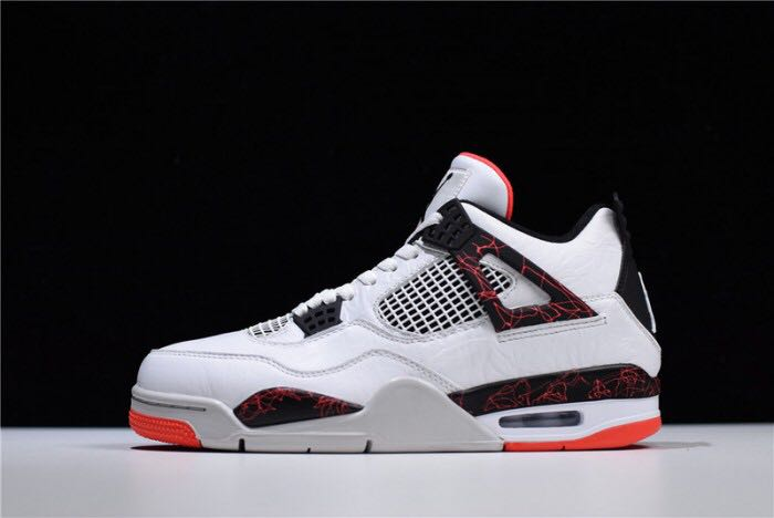 1a7d8d0b77d NIKE AIR JORDAN 4 RETRO PALE CITRON, Men's Fashion, Footwear ...