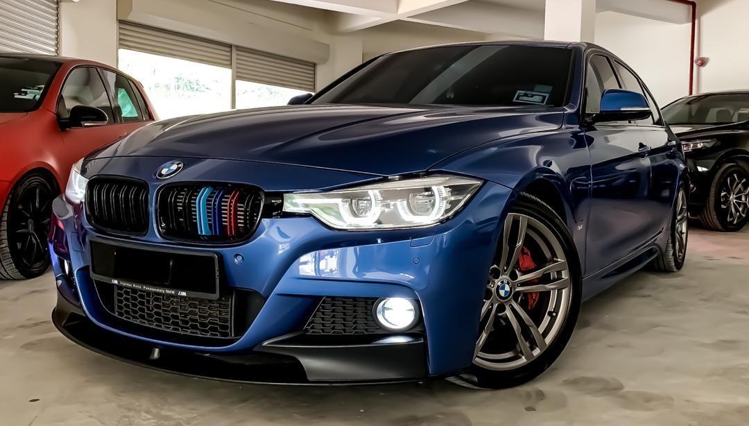SEWA BELI>>BMW F30 330E 2.0 M-SPORT AUTO BAVARIA 2017/2017 VERY RARE SPEC