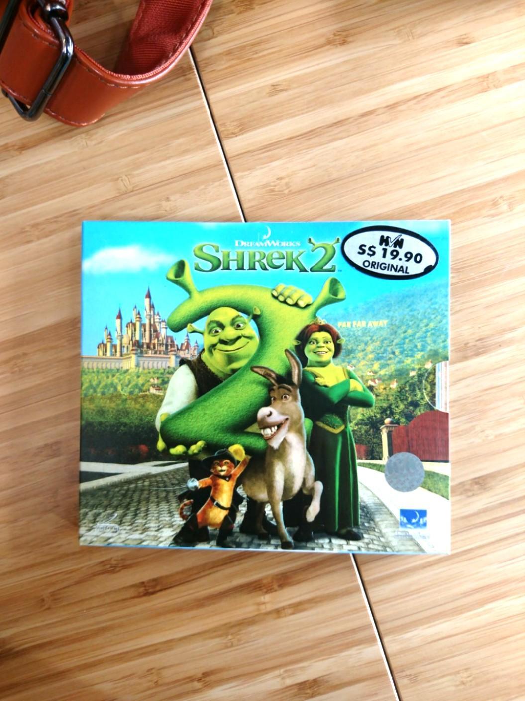 Shrek 2 Music Media Cds Dvds Other Media On Carousell