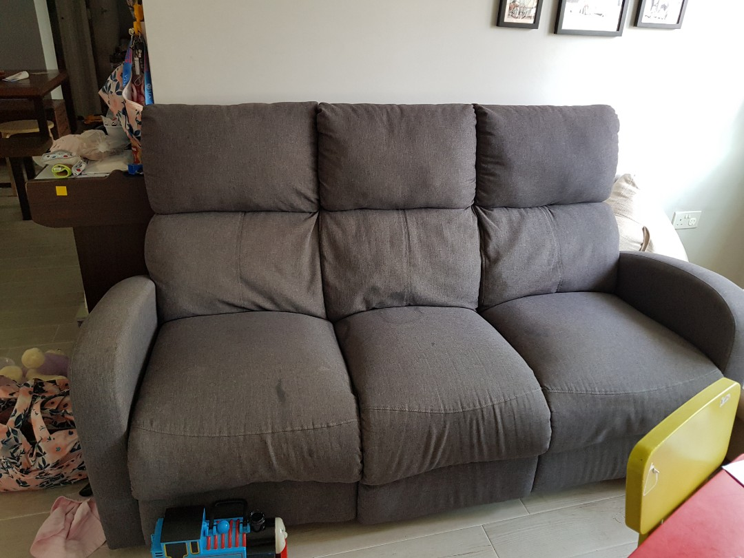 Sofa Recliner Sofa Clearance Furniture Sofas On Carousell
