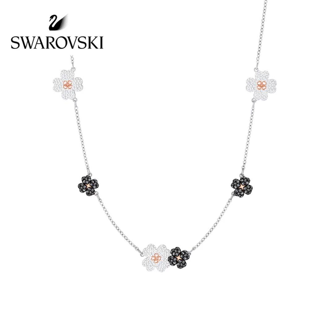 Swarovski LATISHA CHOKER, MULTI-COLOURED, MIXED PLATING