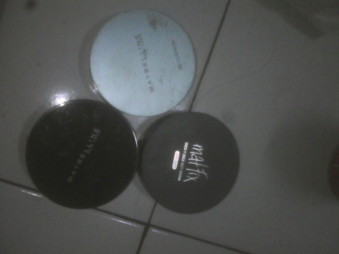 Take all cushion maybelline, chica y chico