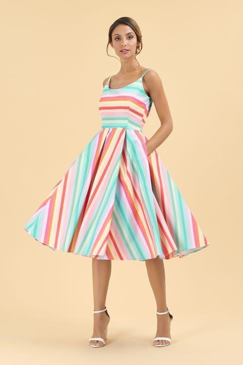 The Pretty Dress Company Priscilla Dress