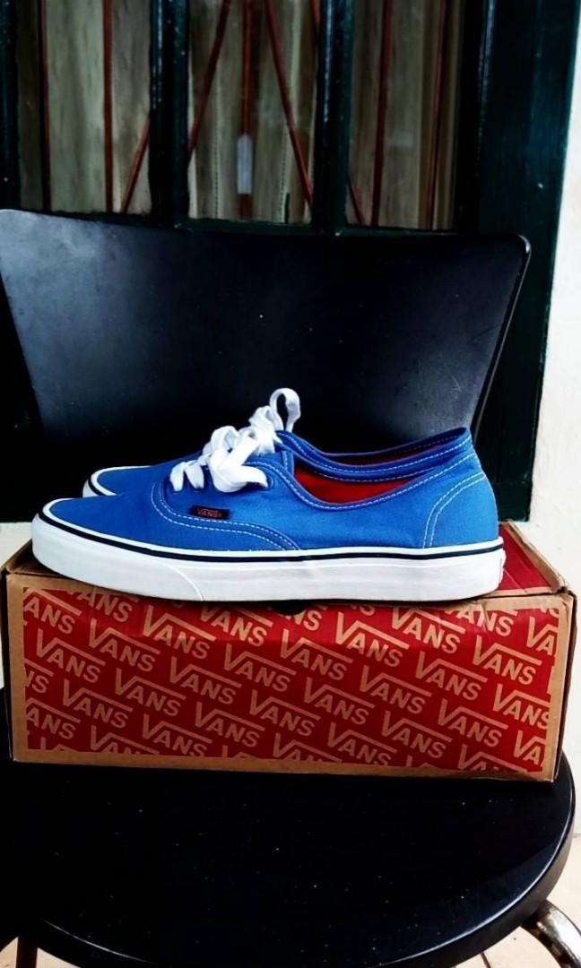 Vans Authentic Pop Blue