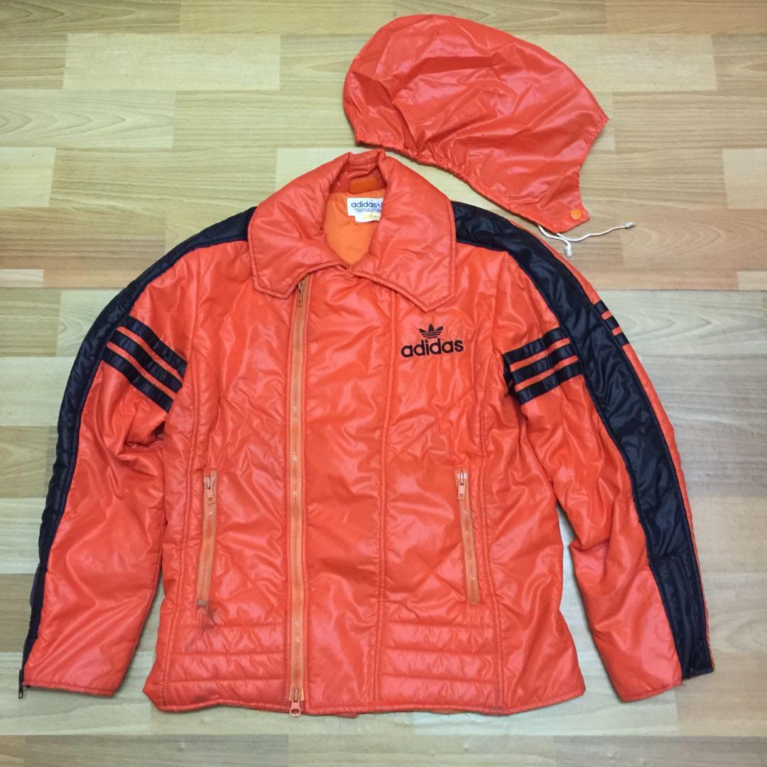 3347430a0c719 Vintage Adidas japan puffer jacket