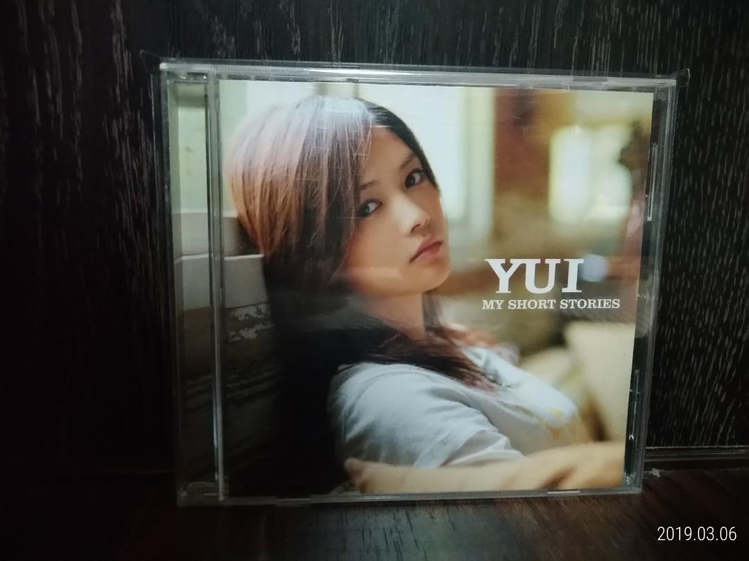 YUI My SHORT STORIES CD