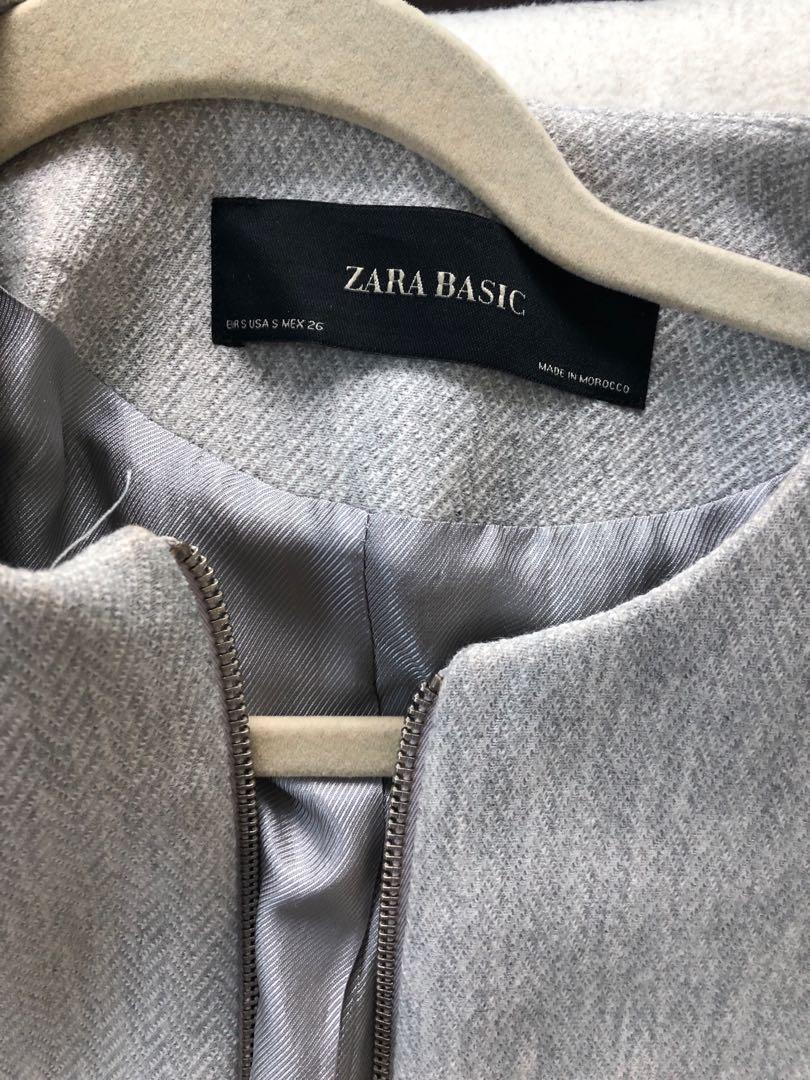 Zara Dress Coat