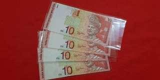Rm10 Malaysia 2000