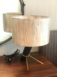 INDIGO LIVING DESIGNER TABLE LAMP
