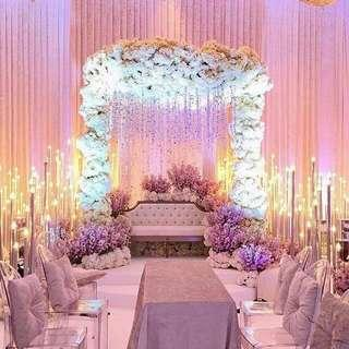 Wedding Arrangement & Decor