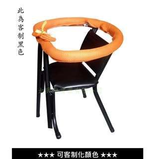 『大興福』《現貨供應中》高腳機車椅 (客製色-消光黑) 兒童用椅 兒童高腳椅 餐椅 兒童機車椅