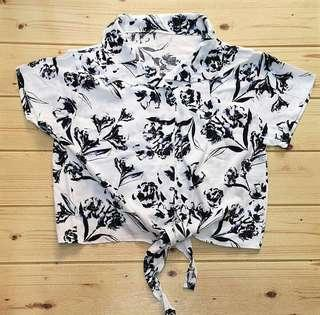 Printed Polo for Girls