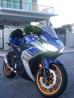 Yamaha R25 Cun