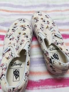 Kids Limited Edition Vans Minnie Mouse