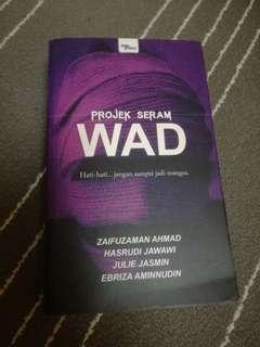 Projek Seram: Wad