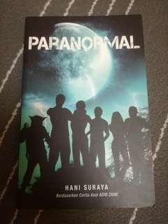 Novel Fixi Paranormal by Hani Suraya