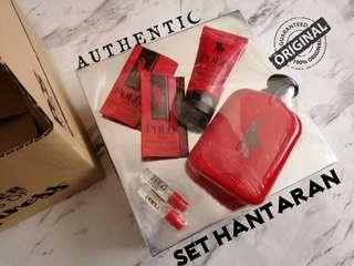 Polo Red Set (Authentic)