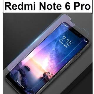 Xiaomi Redmi Note 6 Pro 9H Tempered Glass Screen Protector