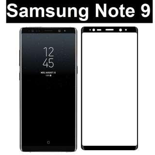 Samsung Galaxy Note 9 9H HD Tempered Glass Screen Protector