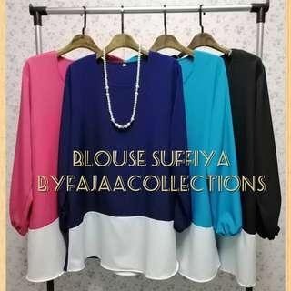 Blouse suffiya