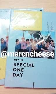 NCT 127 Memorial Book