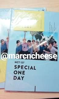 WTS NCT Memorial Book Only
