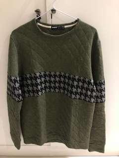 uniqtee sweater bukan zara h&m pull and bear
