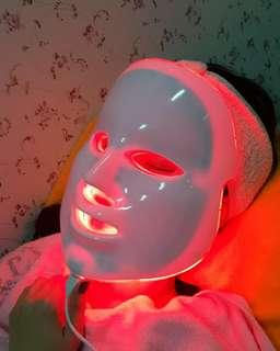 Facial whitening