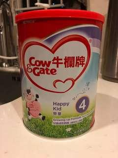牛欄牌4號奶粉 Cow & Gates Formula Milk No.4