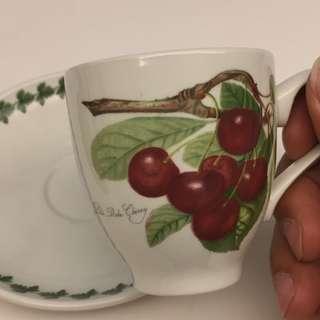 Vintage Portmeirom Teacups