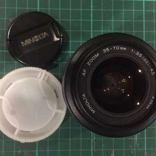 Minolta AF Zoom 35-70mm f3.5-f4.5