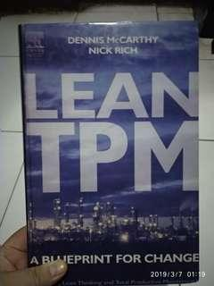 Lean TPM hard cover