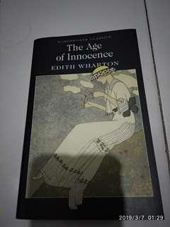 Classics: the age of innocence