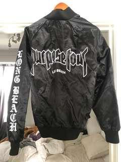 Justin Bieber Tour Jacket
