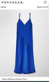 Aritzia Babaton Lohan Slip Dress