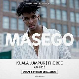 Masego Live at The Bee.