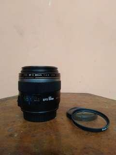 Canon macro 60mm F2.8