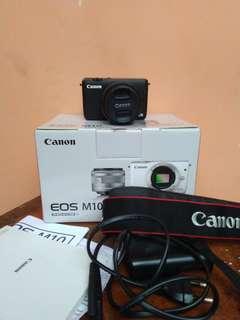 Canon M10 Mirrorless eos m10 murah